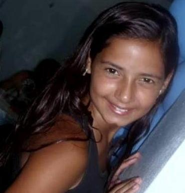 Bruna da Silva Ribeiro was killed in a BOPE operation in a Rio favela, July 2012, photo Divulgação.