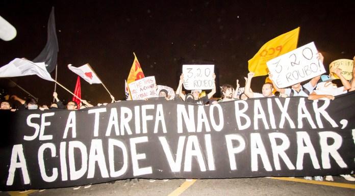 Movimento Passe Livre Protests