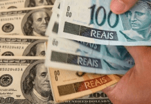 Brazilian Real Falls to R$4.03 to the Dollar, Lowest Since 2002, Rio de Janeiro, Brazil News