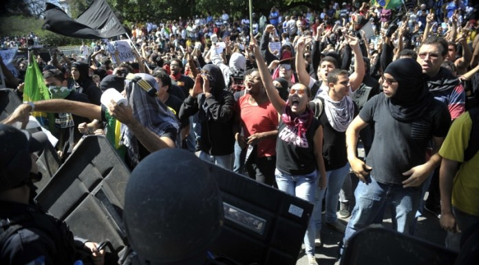 Brazil's Independence Day Protests, RIo de Janeiro, Brazil News