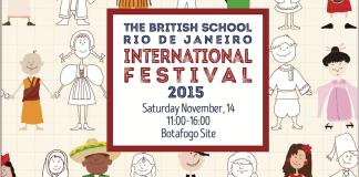 The British School, Rio de Janeiro, International Festival, Brazil