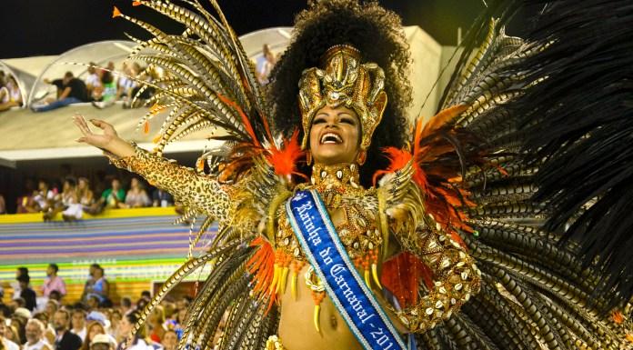 Samba school Beija-flor, Carnival, Rio de Janeiro, Brazil, Brazil News