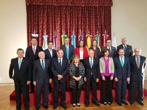 Brazil,Representatives of Mercosur and Pacific Alliance in Buenos Aires on Friday.