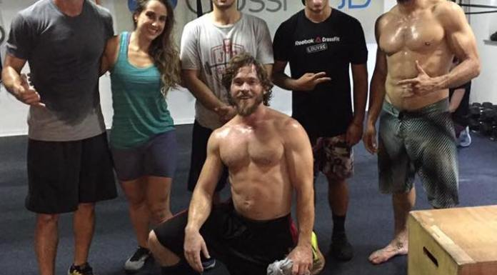 Matthew Bresloff, Staying Fit with Personal Weight Training in Rio de Janeiro