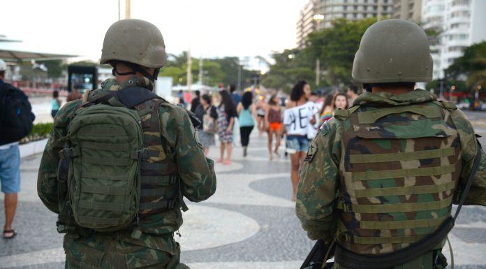 Brazil has deployed 8,500 troops in Rio de Janeiro, Brazil, Brazil News