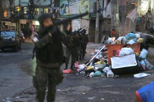Last night the security forces moved into Rocinha in force, Rio de Janeiro, Brazil, Brazil News