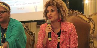 Brazil, Rio de Janeiro,Councilwoman Marielle Franco was killed on Wednesday night in the center of Rio de Janeiro