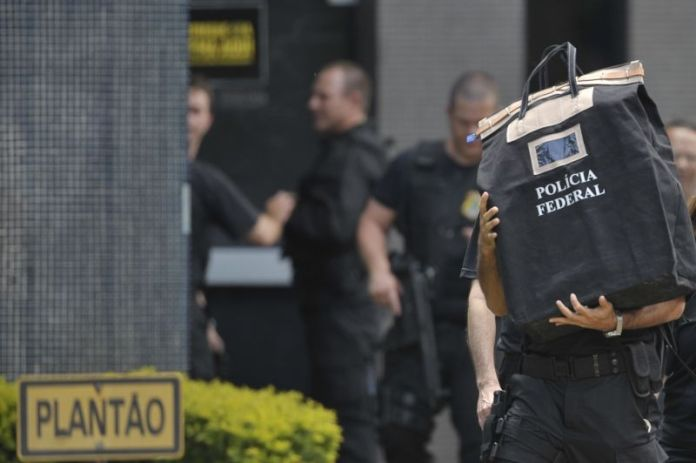 Federal Police in Brazil served warrants and arrested four in Operation Hipster, Rio de Janeiro, Brazil, Brazil News