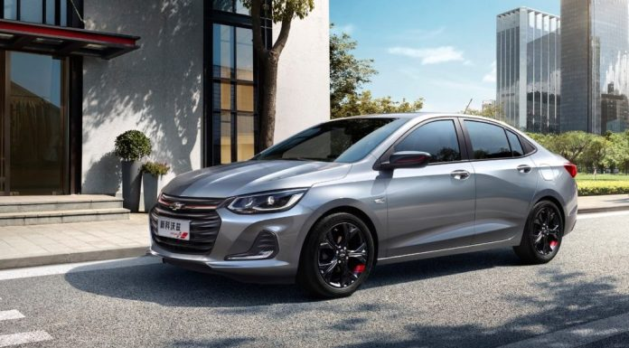 The second-generation Chevrolet Onix's release in China will be the model's first expansion beyond the Latin American region.