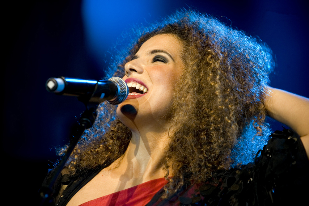 """Photo Caption: Famous for her songs """"Ai, Ai, Ai"""", """"Boa Sorte/Good Luck"""" and """"Amado,"""" which were all number-one hits in Brazil, Vanessa da Mata will be performing with the Petrobras Symphony Orchestra on Friday at the Cidade das Artes in Barra da Tijuca, Rio de Janeiro, Brazil, Brazil News,"""