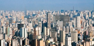 Brazil,São Paulo City has one of the largest helicopter fleets in the world