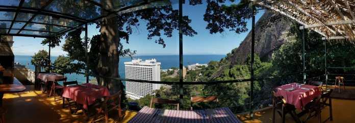 Flor do Céu is a restaurant in Characa do Céu, a small Favela less than a half mile from Leblon.