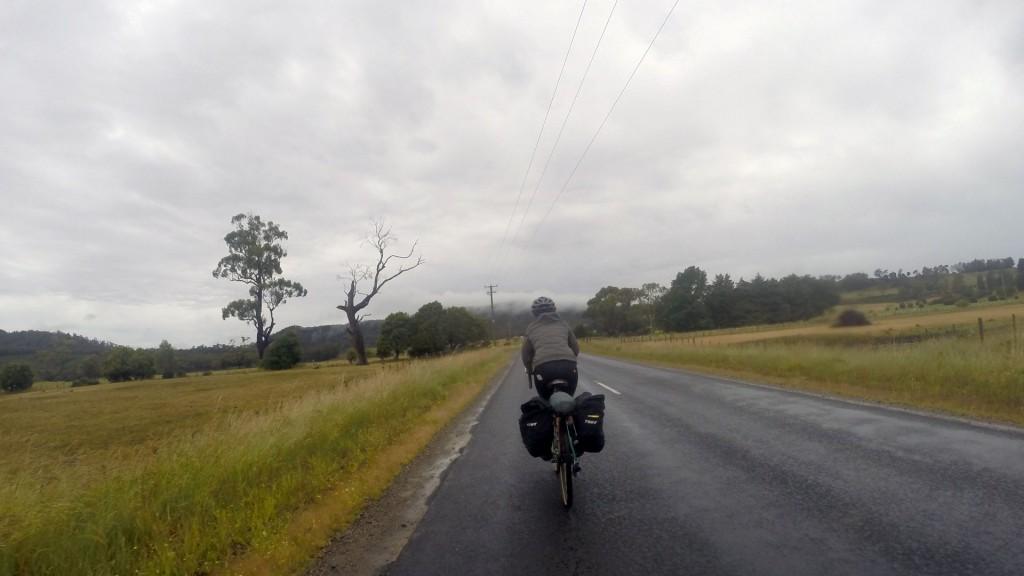 Rain storm riding