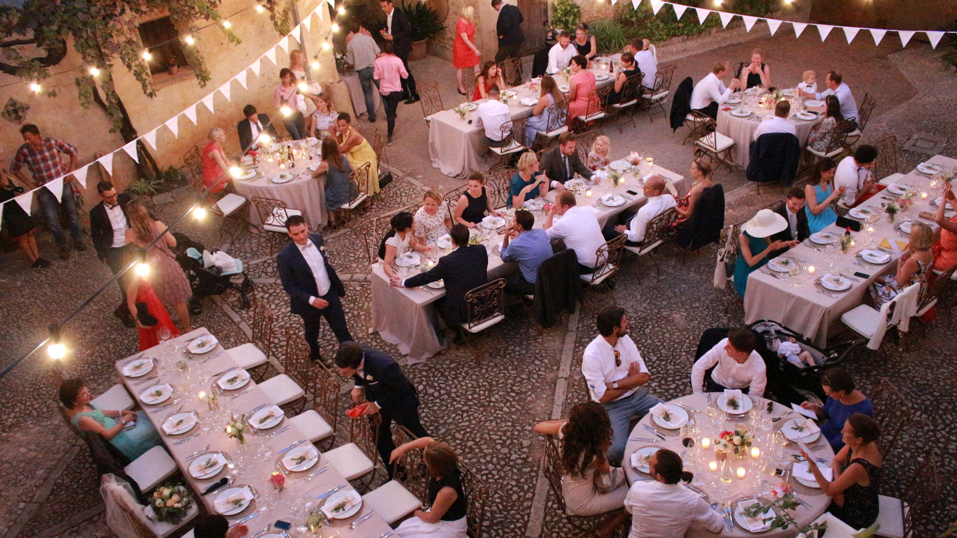 Mallorca Wedding Dinner
