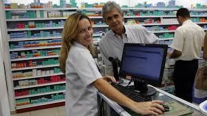 Atendente de Medicamentos, Balconista -R$ 1.175,00 - Efetuar e registrar venda de medicamentos - Rio de Janeiro