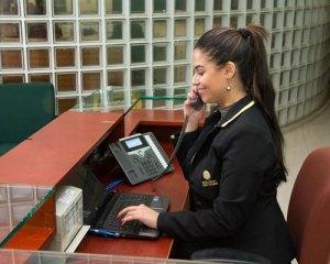 Recepcionista, Técnico de Telecomunicação - R$ 1.523,40 - Conhecimento prático de equipamentos de testes e certificadores - Rio de Janeiro