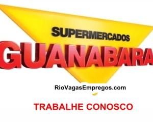 Supermercados Guanabara está aceitando Curriculo para vagas de empregos - Rio de janeiro - Entre em nosso Site para ver como se Candidatar
