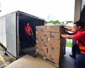 Saladeiro, Ajudante de Caminhão - R$ 1.400,00 - Ter disponibilidade de horário, ser pontual - Rio de Janeiro
