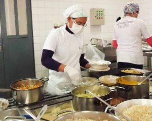 Auxiliar de Cozinha, Açougueiro - R$ 1.600,00 - Ajudar no preparo de refeições, ter agilidade - Rio de Janeiro