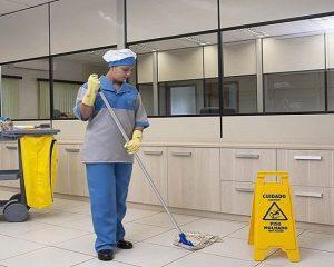 Higienizador,Recepcionista - R$ 1.200,00 - Atuar na limpeza do local, zelar pela conservação do ambiente - Rio de Janeiro