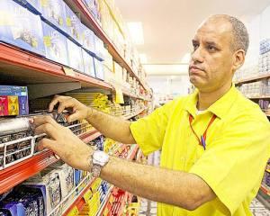 Auxiliar de Manutenção, Operador de Mercearia - R$ 1.250,18 - Manutenção de aparelhos frigoríficos, ter pontualidade - Rio de Janeiro