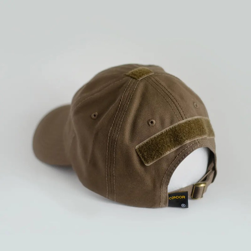 Rip-6-Inc-coyote-brown-TACP-hat-back