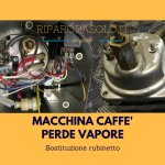 macchina caffe' perde vapore-2