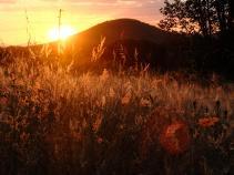 tramonto Zambia