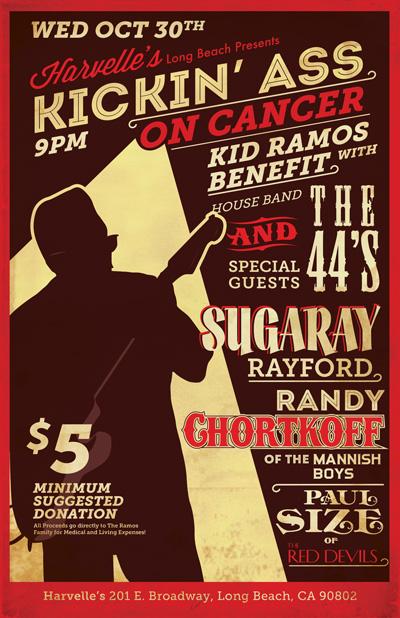 Kid Ramos Benefit Concert