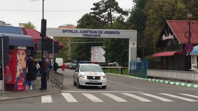 Spitalul Județean de Urgență Târgoviște