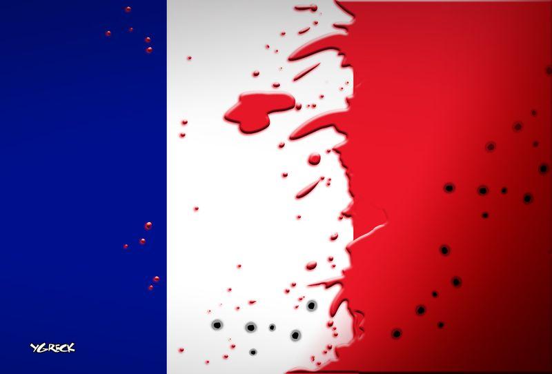 Le vrai bilan des attentats musulmans en France (2015)