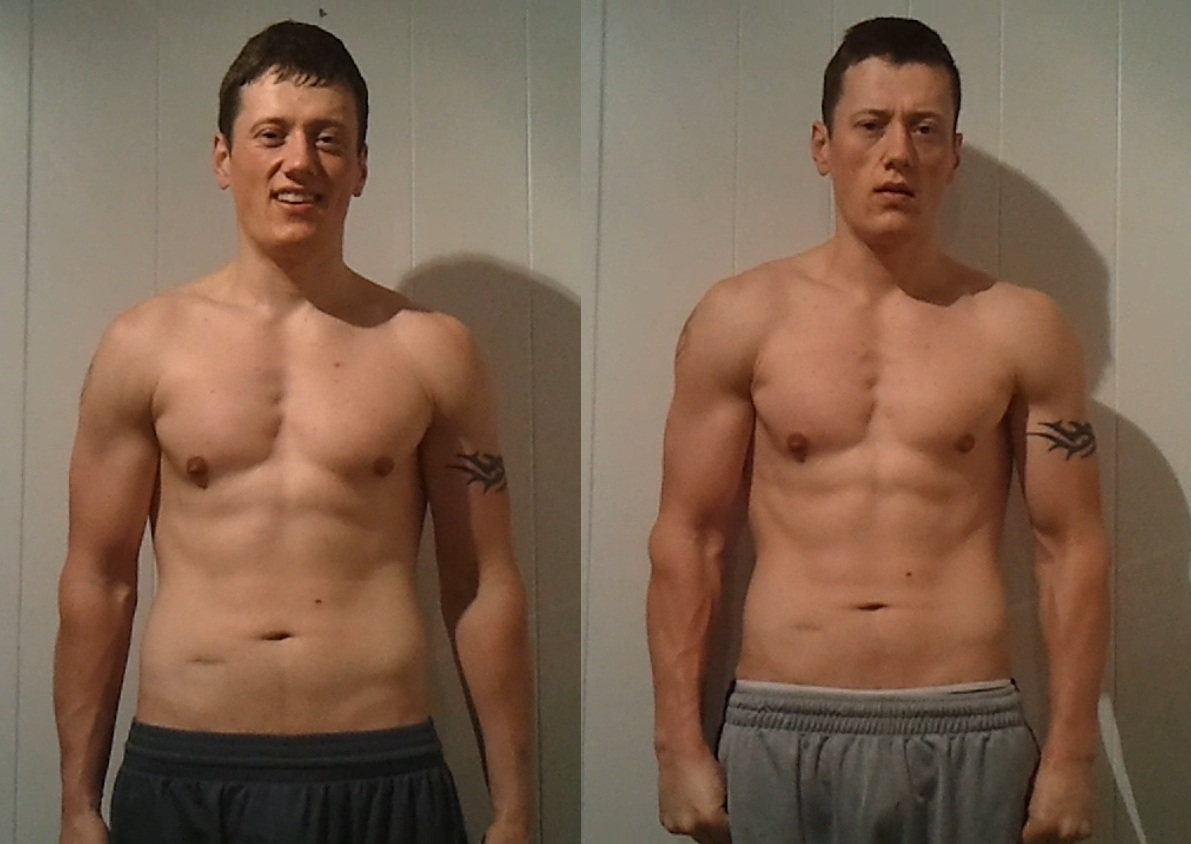 P90x2 Results Day 30