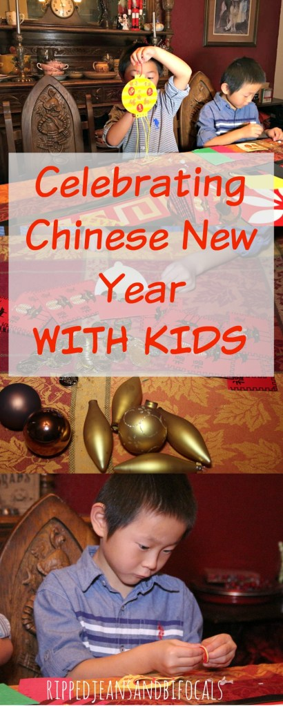 Celebrating Chinese New Year with kids Ripped Jeans and Bifocals