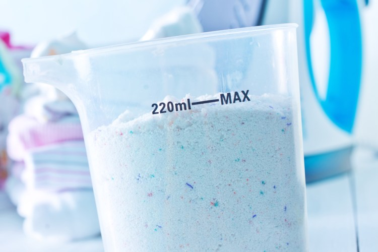 Make your own DIY Laundry Detergent|Ripped Jeans and Bifocals