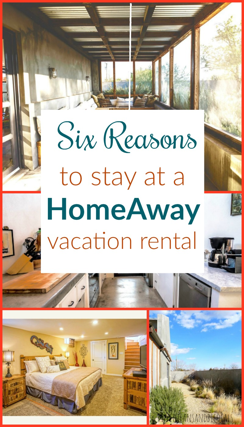 Six Reasons why families should stay at HomeAway Vacation rentals|Ripped Jeans and Bifocals