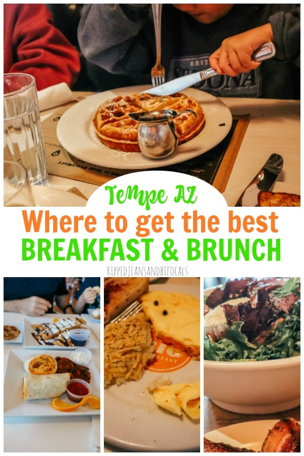 Where to get the best breakfast in Tempe AZ
