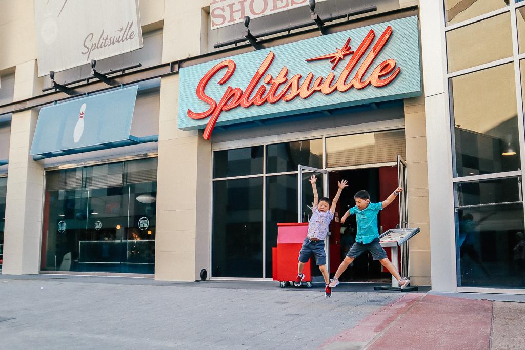 Splitstville (+ Other Disney Springs Family Activities You Must Do at Walt Disney World)