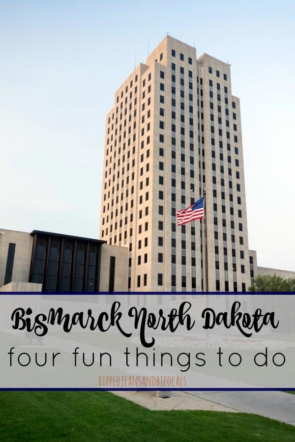 Things to do in Bismarck North Dakota