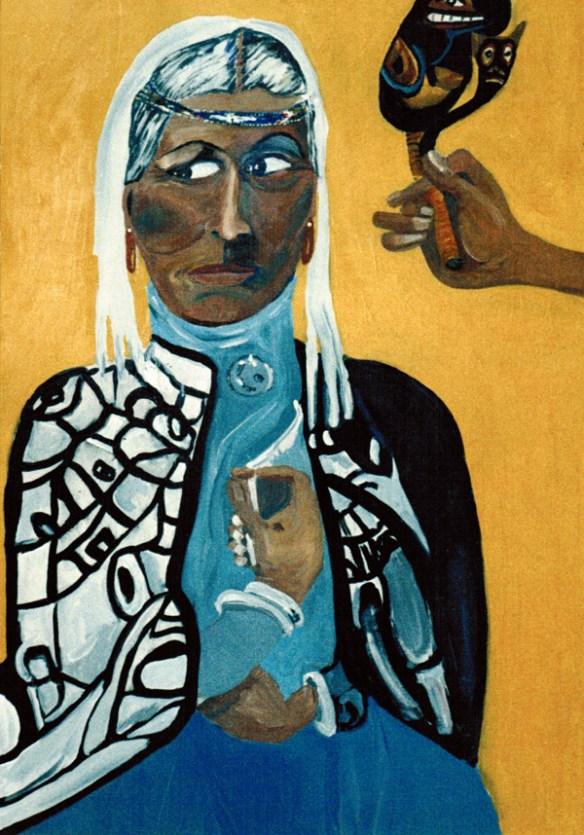 bill-reid's-mother1989