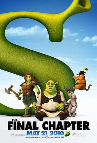 Shrek the Final Chapter -- May 19