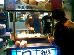 Takoyaki balls!