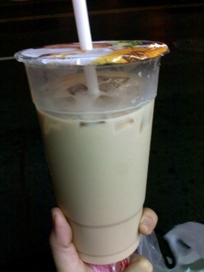 Hokkaido milk tea