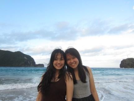Sisters at Dicasalarin