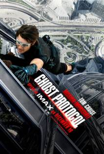Mission Impossible 4: The Ghost Protocol - April 14