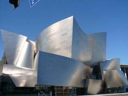 Disney Concert Hall,L.A.