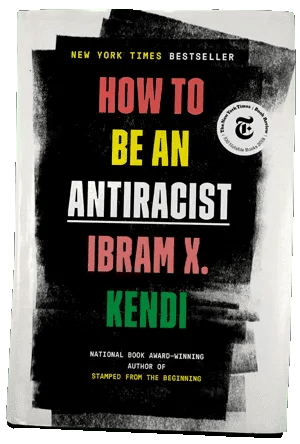 """Book cover of """"How to be an AntiRacist"""""""