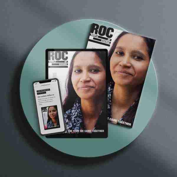Ripple of Change Issue 01 Print + Digital