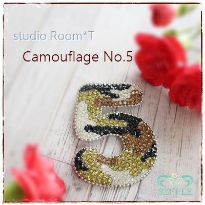 スキルアップレッスン・Camouflage No.5