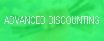 advanced discounting