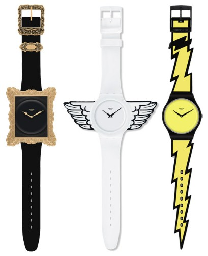 Jeremy Scott swatch